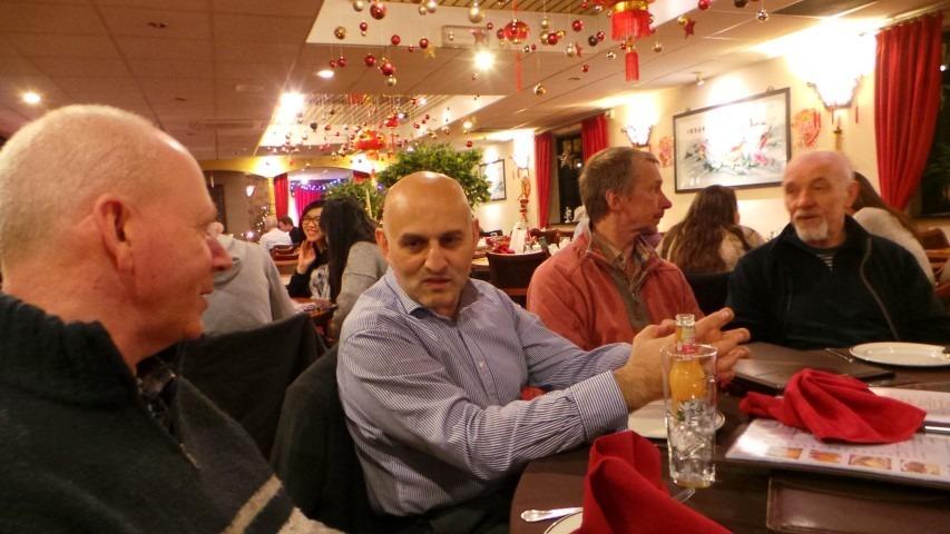 Social practice (  Christmas 2016 )