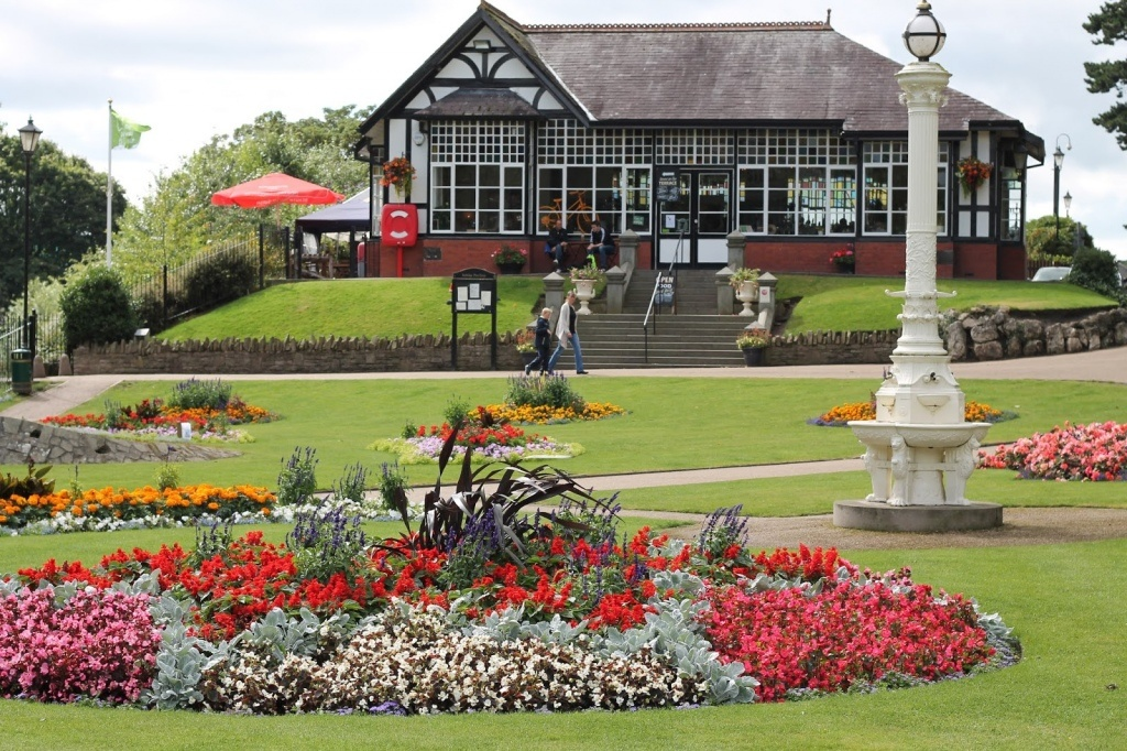 Congleton Park Pavilion