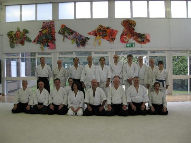 A course with Sensei Dan Messisco