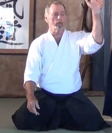 Dan Messisco Sensei